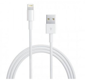 CAVO USB APPLE IPHONE 5 ORIGINALE