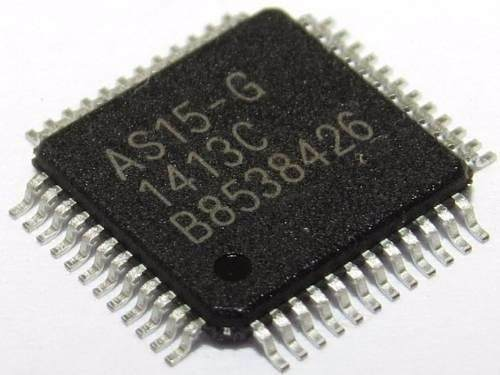 INTEGRATO CHIP MICRO AS15-G AS15 AS15G QFP48