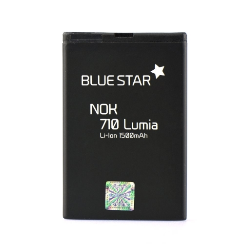 BATTERIA BLUESTAR COMPATIBILE  NOKIA 710 LUMIA